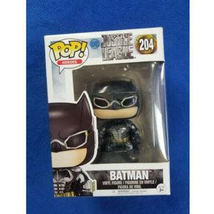 Funko Pop Heroes #204 Justice League Batman New In